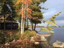 Camp in the Fall