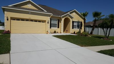 Photo for Elegant Single Family home near Tampa/Orlando,Bush Gardens, Adventure Island .