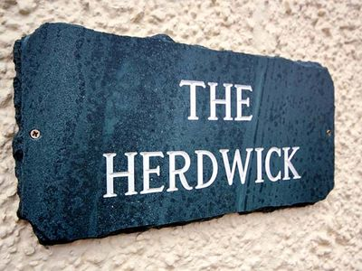 Photo for HERDWICK, pet friendly, with hot tub in Torver, Ref 921822