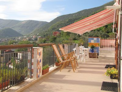 Photo for Lovely holiday home with terrace: an oasis in the countryside of the Amalfi Coast