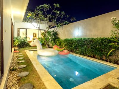 Photo for Charming 3 Bedroom Villa Krishna in Seminyak