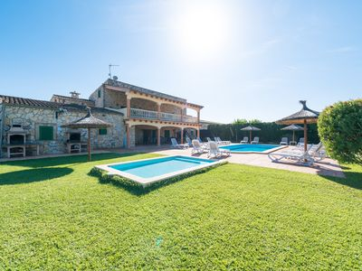 Photo for CAN GRAU (CAN GRAU 24) - Villa with private pool in Sencelles.