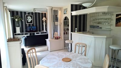 Photo for Comfortable apartment, functional and very well furnished in beautiful site