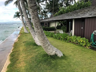 Photo for Beachfront Cottage on North Shore Oahu, Sleeps 4, $195/Night