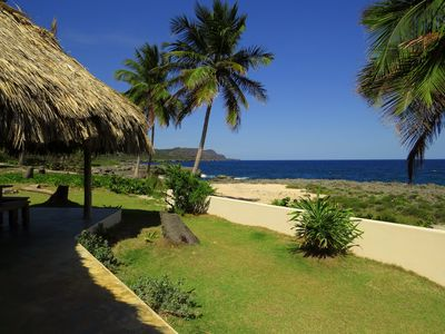 Photo for Villa Punta Coral. Oceanfront Villa Near Beaches. Pool. WiFi. Family-friendly.