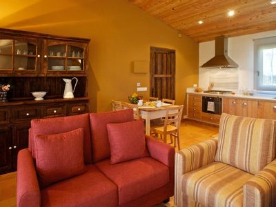 Photo for Rural house (full rental) in the Mas Garriga complex (4 people)
