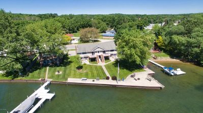 Photo for Waterfront Condo On Portage Lake