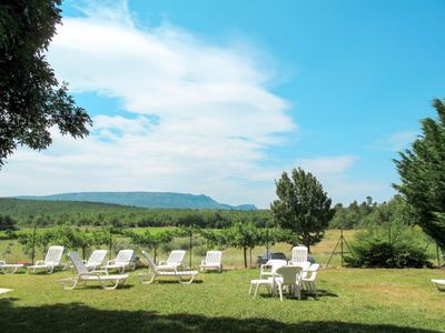 Photo for Vacation home Terres de St. Hilaire - Sarriette (OLL104) in Ollieres - 6 persons, 1 bedrooms
