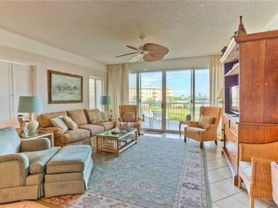 Photo for Oceanfront Condominium with Ocean Views, Beach Access and Pool!