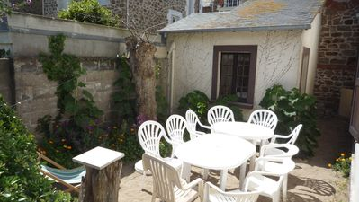 Photo for Near the Thermes, 30 meters from the sea