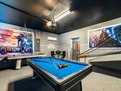 Photo for Book Now For Specials, Star Wars Game Room, Private Pool/Spa, Amazing Resort Amenities, Close To Disney