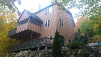 Photo for Cozy Vacation Home 3BR/3.5BA,- Near Mt & Lake Sunapee