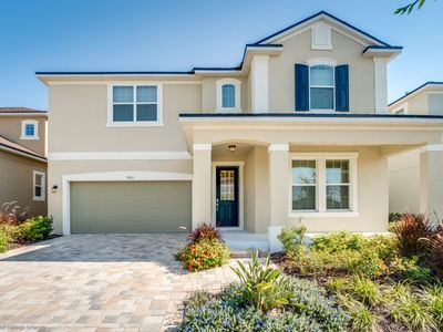 Photo for Near Disney World - Solara Resort - Feature Packed Relaxing 6 Beds 5 Baths Villa - 5 Miles To Disney