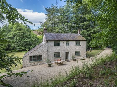 Photo for Horsehill Cottage is located in its own magical woodland setting.