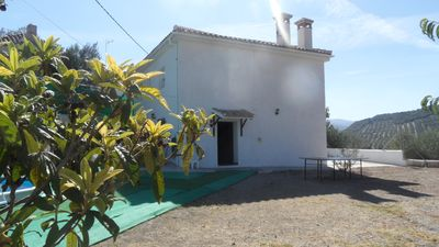 Photo for Rural house in full nature at 30 Kms from Granada