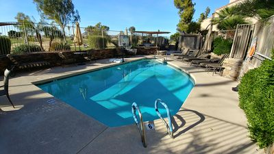 Photo for Remodeled Historic Old Town 2 bed/2 bath condo with sunset views!