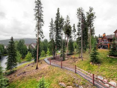 Photo for Cozy & Elegant Condo with Private Balcony for Enjoying Summertime Mountain Views