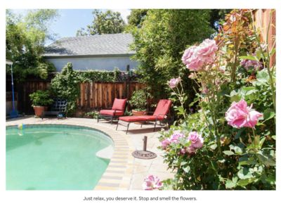 Photo for 2BR House Vacation Rental in Mountain View, California