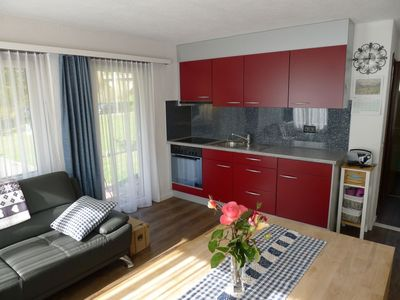 Photo for Apartment in the center of Tujetsch with Parking, Internet, Garden (52837)