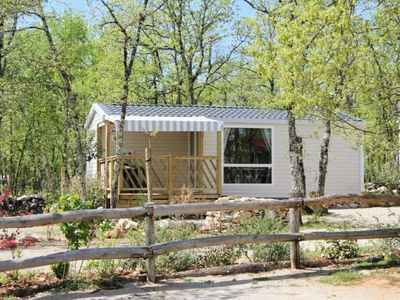 Photo for Campsite Les 3 Cantons **** - Mobil home Loggia 3 rooms 4 persons