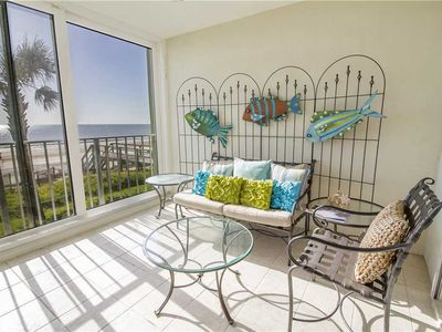 Photo for Ponte Vedra Breakers 651A, Beach Front, 3 Bedrooms, Sleeps 8