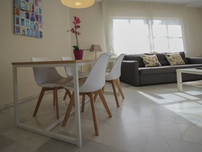 Photo for CA - Great Penthouse with views. Center.Covid Free