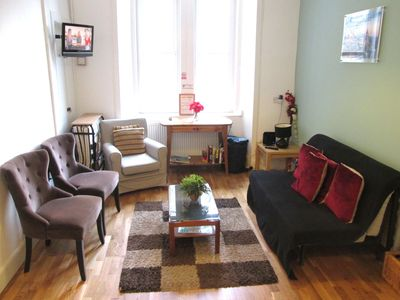 Photo for Edinburgh Visitor Ground Floor Flat