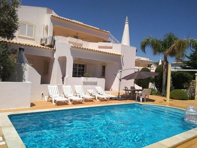 Photo for Villa in Gale near Albufeira 6-8 pers. pool with large terrace 5 min. to beach