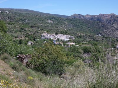 Photo for NEW: Cottage in small picturesque mountain village in the Alpujarras