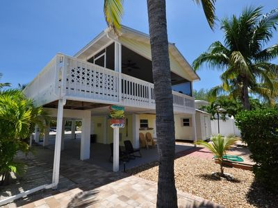 Photo for 3 bed/2 bath boating home on Ramrod Key