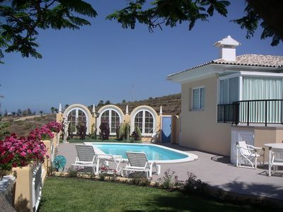 Photo for This 3-bedroom villa for up to 6 guests is located in Arona and has a private swimming pool and Wi-F