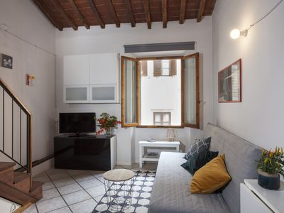 Photo for Casa Cosi - Pazzi in the heart of Florence, 5 min from Duomo