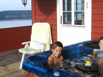 Photo for 4 star holiday home in Lundegrend