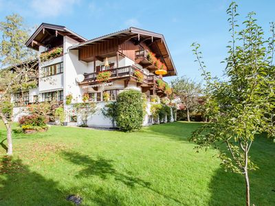 Photo for Holiday Apartment Krenn 3 with Balcony, Mountain View & Wi-Fi; Parking Available, Pets Allowed