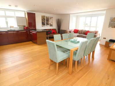Photo for Apartment 3 Point View | 3 Bedroom Apartment | Croyde