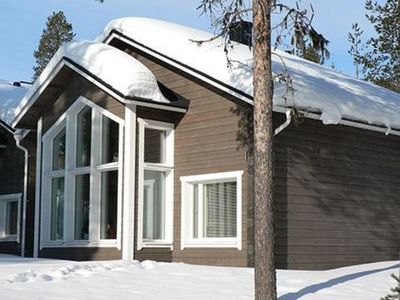 Photo for Vacation home Casa lobo b in Kittilä - 7 persons, 2 bedrooms