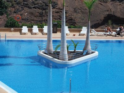 Photo for Beautiful apartment in Tenerife Sur for 4 people with partial sea view and Wifi