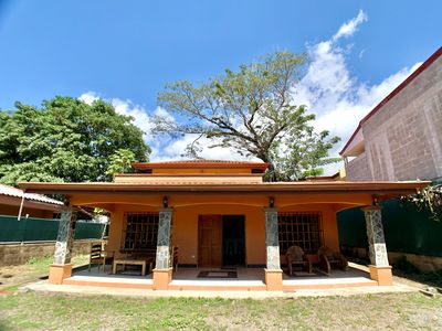 Photo for CASA PULLER - Hacienda Styled House: 3  BR, 2  BA House in JACO, Sleeps 8