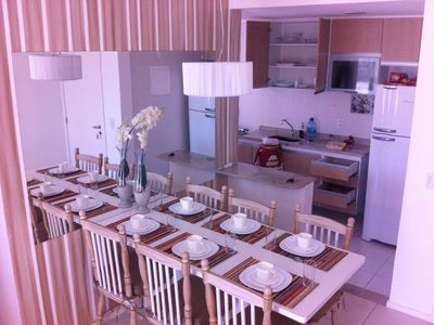 Photo for Comfortable apartment at 600 meters from the beach of Forte.