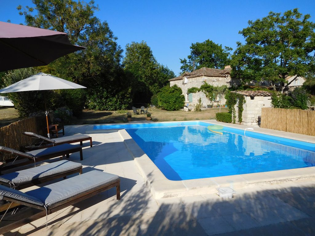 Charming country retreat own pool large homeaway saint eutrope de born - Large summer houses energizing retreat ...