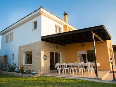 Photo for Villa Mouttali, a spacious 5 bedroom, 4 bathroom luxury villa in its own grounds