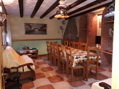 Photo for Casa Rural Los Caldereros for 16 people