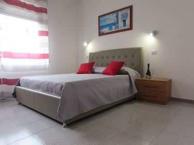 Photo for 1BR Apartment Vacation Rental in PIRAINO, Sicilia