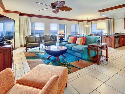 Photo for July 13-20, 2019 - 3BD/3BA Corner Oceanfront Lahaina Tower Marriott Ocean Club