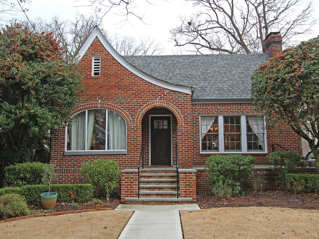 Property Image1 Gorgeous 4 BR Home In Candler Park Atlanta