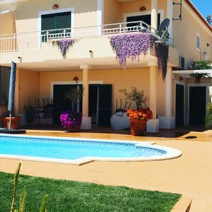 Photo for Lovely Villa with Private Pool, Sea Views + Free internet