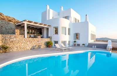 Photo for Velanos Villa Mykonos
