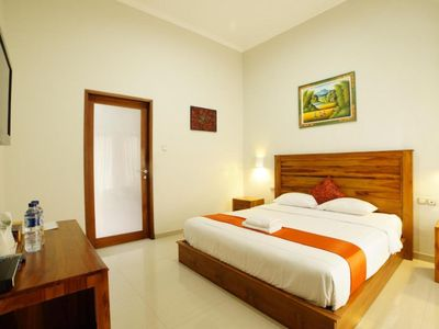 Photo for Convenient Guest House in A Convenient Location in Legian, Close to Seminyak