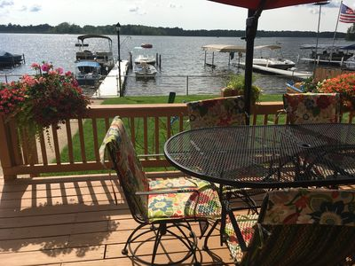 Photo for 1BR Apartment Vacation Rental in Marcellus, Michigan