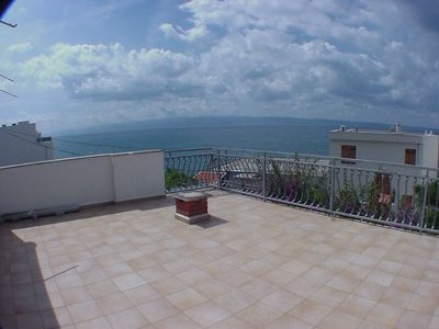 Photo for 2BR Apartment Vacation Rental in Podstrana